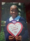 Sponsorbarn Mercy Wanjiko