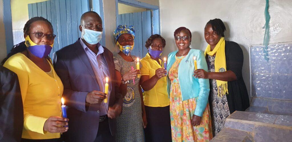 Hjælp til piger i Afrika