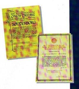 SI-Sønderborgs charterbreve